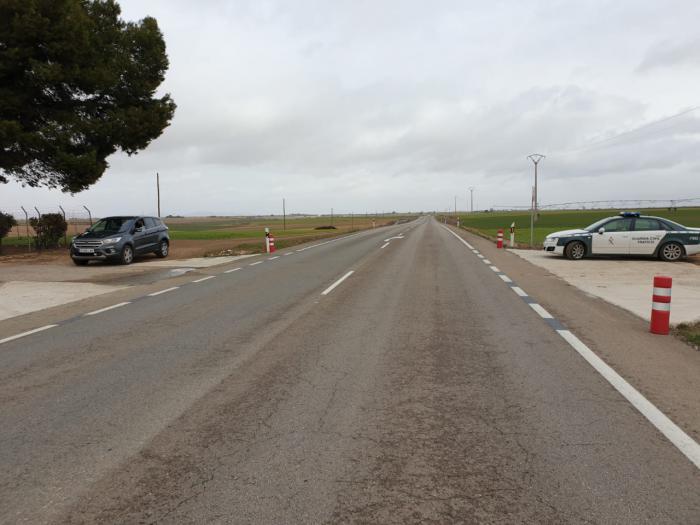 Investigan a un conductor de un vehículo por circular a más del doble de la velocidad permitida