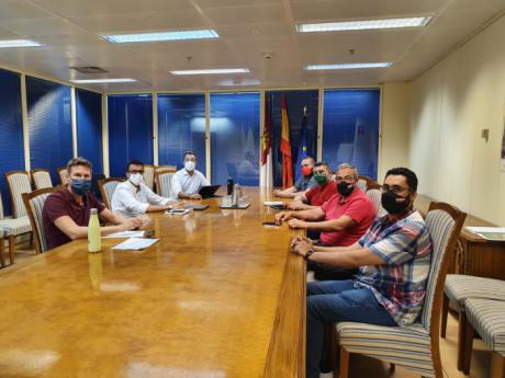 Se constituye una mesa de trabajo para la evaluación y mejora de la empresa pública GEACAM