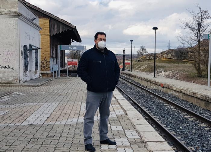 Constituida la agrupación 'Pueblos con el Tren' para defender la línea de ferrocarril y su vital papel vertebrador en el territorio