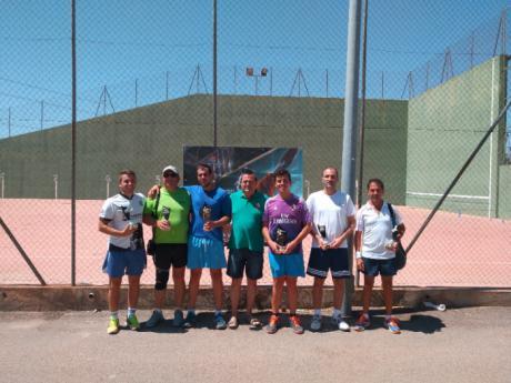 Tremenda igualdad en Olmedilla de Alarcón y Villaverde y Pasaconsol en una nueva cita del Circuito de Frontenis