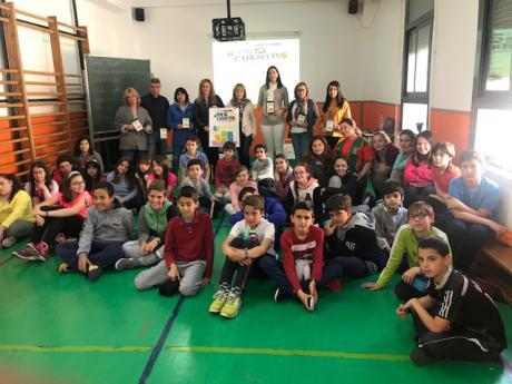 Cerca de 1.400 escolares de Cuenca han participado en los talleres de prevención del acoso escolar a través de la campaña #TuCuentas