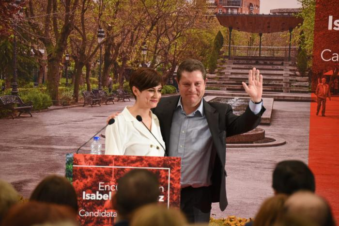 García-Page anuncia que no subirá los impuestos en los próximos cuatro años