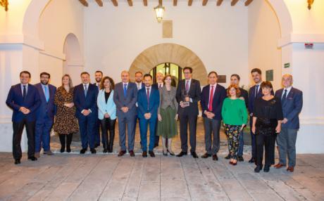 El Grupo de Ciudades Patrimonio de la Humanidad entrega el Premio Patrimonio 2019 a Paradores
