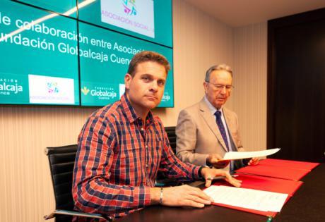 La Fundación Globalcaja Cuenca colabora con la Escuela de Salud