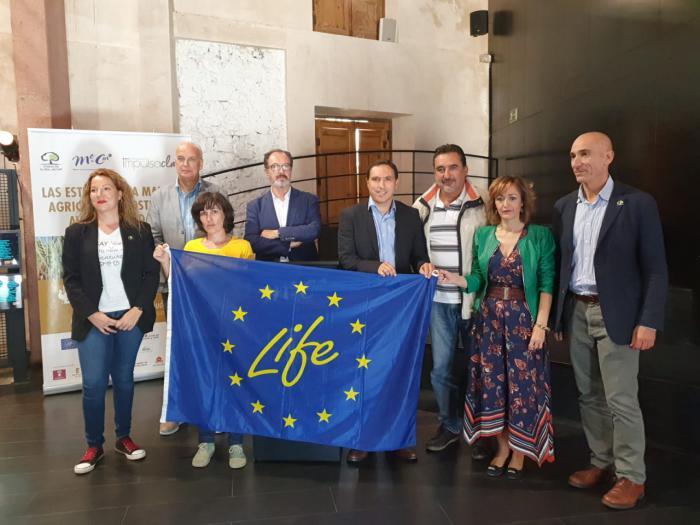 La Diputación habilitará partidas presupuestarias específicas para luchar contra el cambio climático en el 2020
