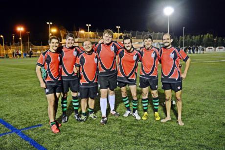 El Club Rugby A Palos se suma al movimiento 'Movember'