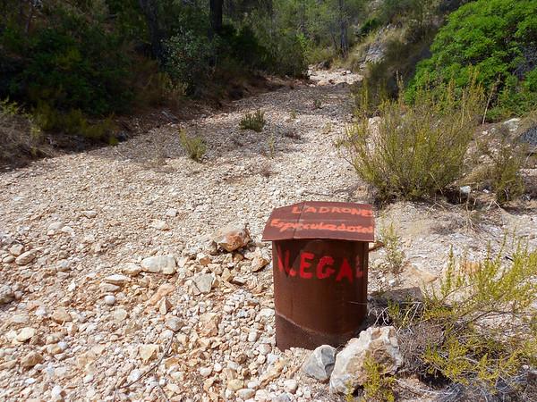 Las Pedroñeras pide ayuda ciudadana para clausurar los pozos peligrosos