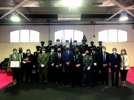 La Policía Nacional en Cuenca celebra el Día de su Patrón