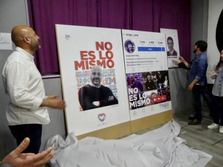 """García Molina: """"Hay otras formas de mirar la política y hay otras formas de mirar a nuestra tierra. Castilla-La Mancha necesita y se merece una óptica distinta que comprenda todas las dimensiones de la realidad de nuestra Región""""."""
