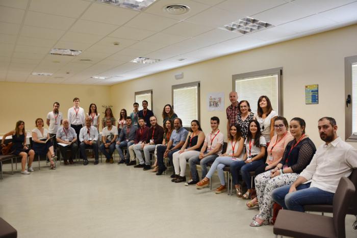 Los alumnos del programa Generación ON se reúnen con empresas para conocer la realidad del mercado laboral