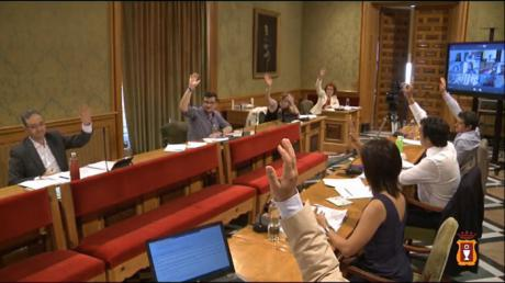 El Pleno da cuenta de la remodelación del Gobierno municipal