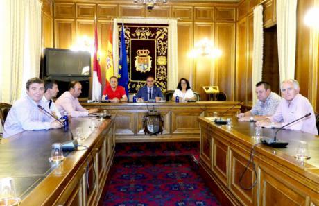 Benjamín Prieto hace balance de su paso por la Diputación tras ocho años como presidente