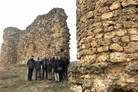 260.000 euros para rehabilitar el castillo de Villarejo de Fuentes