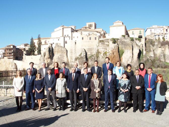 Cuenca y el Grupo de Ciudades Patrimonio de la Humanidad presenta su oferta turística y cultural en Moscú