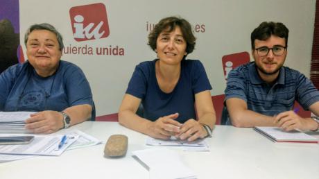 El Grupo Municipal de Izquierda Unida celebró una asamblea de rendición de cuentas de la legislatura que finaliza