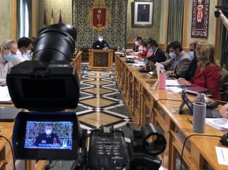 """La Ejecutiva Local del PSOE da su apoyo inequívoco al equipo de Gobierno de Dolz y lamenta la """"deriva"""" de Cuenca nos Une"""