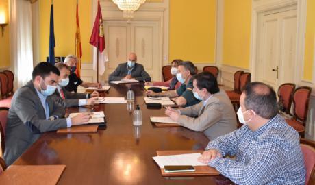 Se reune el Grupo de Trabajo Provincial para la colaboración entre la Inspección de Trabajo y las Fuerzas y Cuerpos de Seguridad del Estado