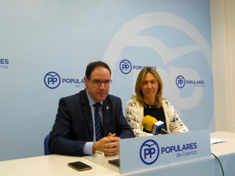 El PP de Cuenca no tomará medidas contra Carlos Navarro por poner en su estado de Whatsapp un mensaje de agradecimiento a Franco