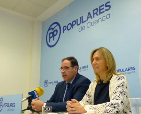Guarinos advierte que las listas de espera quirúrgicas en los tramos más largos han crecido un 273% en Cuenca desde que Page es presidente