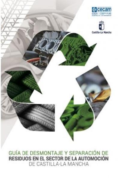 La Confederación de Empresarios señala a sus empresas que pueden descargarse una guía de residuos en la automoción