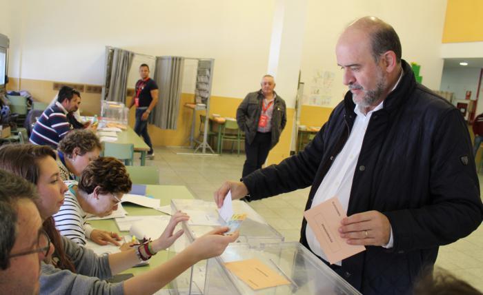 """Martínez Guijarro pide acudir a las urnas """"de forma masiva"""" en este 10N para lograr un Gobierno """"estable"""" y """"capacidad de decisión"""""""
