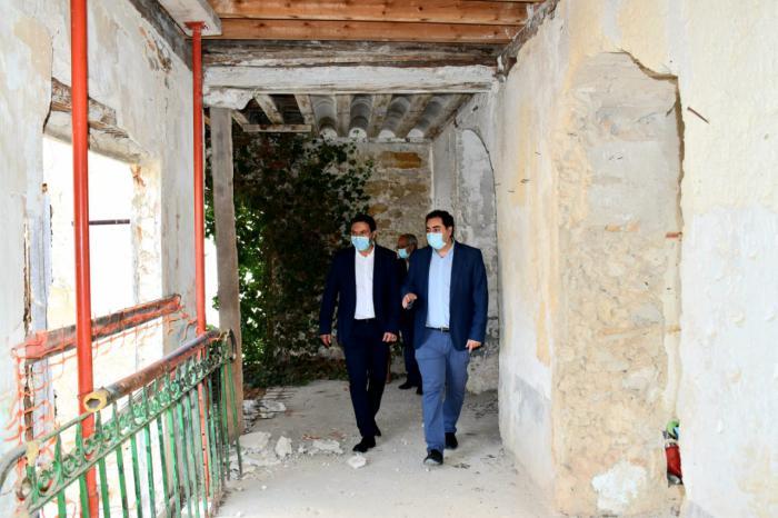 Se publica la licitación de la Hospedería de Huete por un importe de 2,9 millones de euros