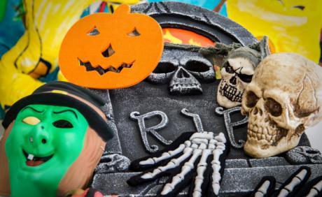 Recomendaciones sobre la adquisición de artículos para la celebración de fiestas de Halloween