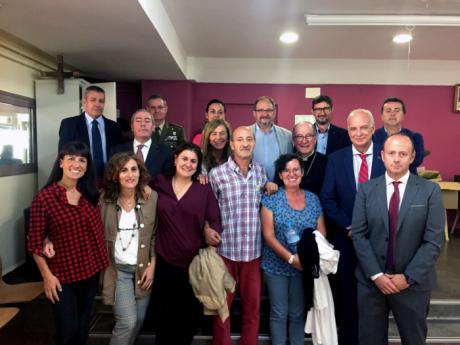 El Centro Penitenciario de Cuenca celebra la festividad de La Merced