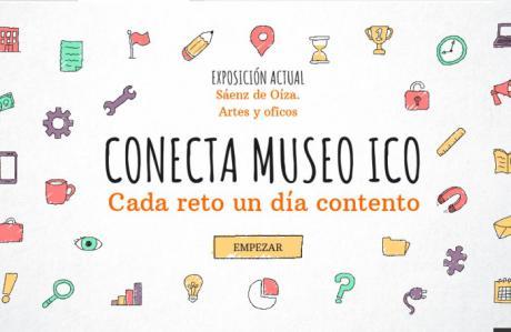 El Museo ICO se suma a la iniciativa #CulturaEnCasa y lanza un programa online de actividades culturales