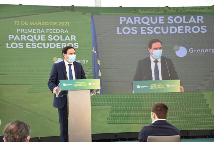 La Diputación impulsa 150 proyectos de energías renovables a través del IDAE con una inversión total de 7 millones de euros