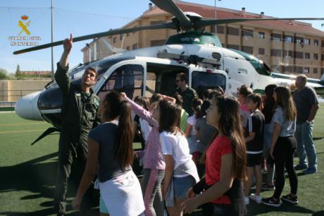 La Guardia Civil, dentro de los actos conmemorativos del 175º Aniversario, clausura el Plan Director con una exhibición y exposición en Tarancón.