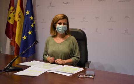 Los centros de la mujer y recursos de acogida de la provincia de recibieron dos millones de euros, mantuvieron más de 56 empleos y atendieron a casi 3.000 mujeres