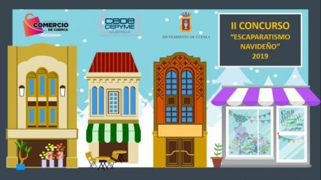 Ya se puede votar en Facebook por el mejor escaparate navideño de la ciudad