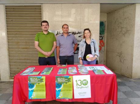 UGT Cuenca se suma a la economía circular