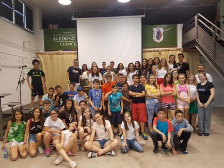 El IES Alfonso VIII celebra su primera gymkana intercultural