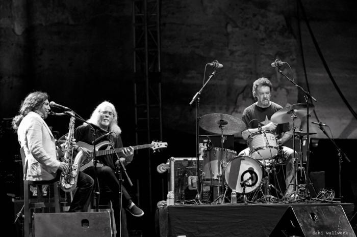 El trío Jorge Pardo, Carles Benavent y Tino di Geraldo, jazz español de altura en Estival Cuenca