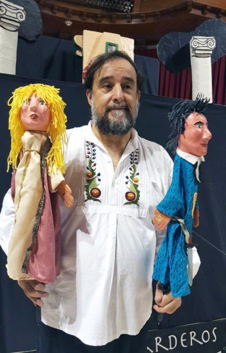 Ángel Suárez premio Galicreques 2019