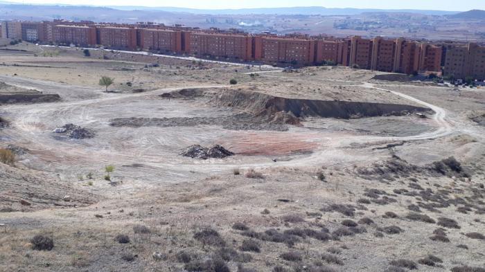 IU pide mirar más allá del Ayuntamiento para solucionar el problema de los vertederos ilegales
