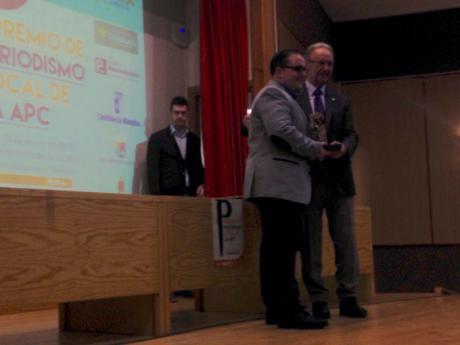 La Fundación Globalcaja Cuenca, con los premios de la Asociación de la Prensa