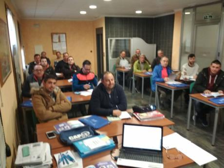 ACESANC y CEOE CEPYME Cuenca han realizado un curso de CAP en San Clemente