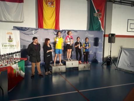 El Club Tenis de Mesa Cuenca logra un podium en el Regional
