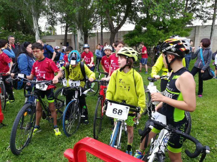 Ya se conocen los representantes de la provincia en el Campeonato Regional de Triatlón en Edad Escolar