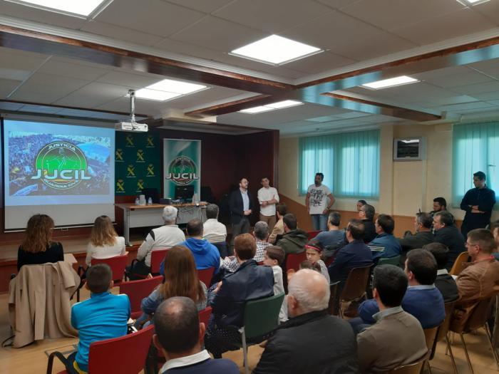 Nueva asociación de guardias civiles en Cuenca