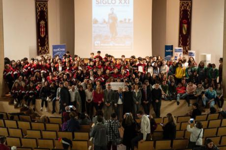 """Caperucitas"""" de la Escuela de Música y Artes Escénicas de Cuenca ha sido el ganador del concurso regional de Clipmetrajes de Manos Unidas"""
