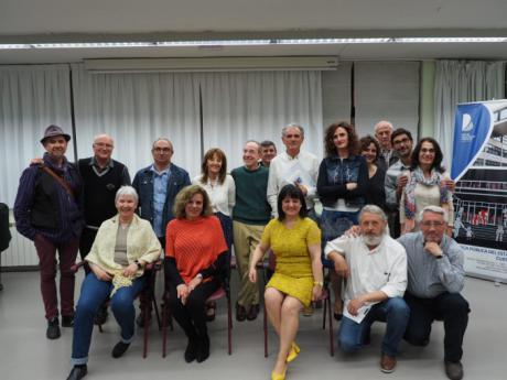 El Aula Poética de Cuenca rinde homenaje al poeta Antonio Machado en el 80 aniversario de su fallecimiento