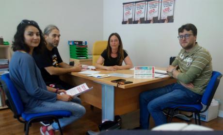 Izquierda Unida-PCAS quiere que las plantillas de servicios privatizados cobren lo mismo que si fueran del Ayuntamiento