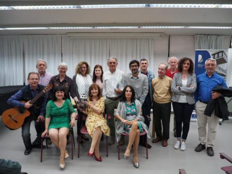 El Aula Poética de Cuenca celebra su sesión de mayo con Paloma Blasco Baonza