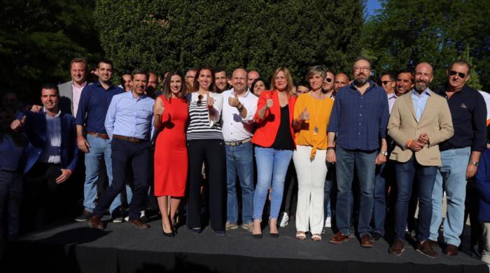 """Carmen Picazo: """"El 26M le pido a los castellanomanchegos que llenen las urnas de votos naranjas y apuesten por el proyecto ganador de Ciudadanos"""""""