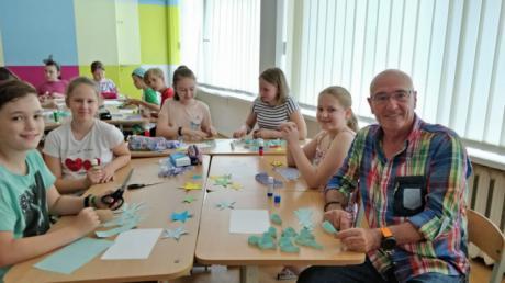 El CRA Elena Fortún clausura su proyecto Erasmus+ en Lituania