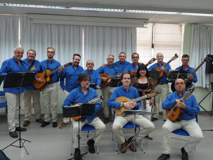 """El Aula Poética de Cuenca hace un aula especial en junio para invitar a la rondalla """"Grupo Torcas"""""""